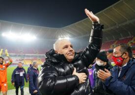 Gaziantep a anunțat despărțirea de antrenorul român Marius Șumudică