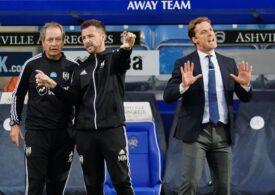Antrenorul unei formații din Premier League, izolat după un test pozitiv la noul coronavirus făcut de un membru al familiei