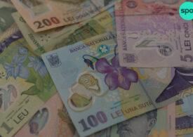 Ministerul de Finanţe a împrumutat luni de la bănci 951 milioane de lei
