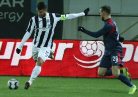 Liga 1: Victorie la scor pentru Astra Giurgiu