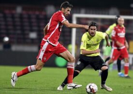 CFR Cluj s-a impus în deplasarea de la Dinamo