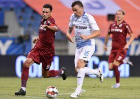 Remiză albă între CFR Cluj și Universitatea Craiova, în ultimul meci al anului din Liga 1