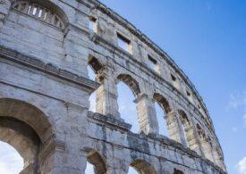 Italia vrea să reconstruiască podeaua Colosseumului și așteaptă oferte