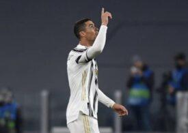 Cristiano Ronaldo reușește o performanță istorică