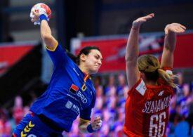 România pierde cu Norvegia, dar avansează în faza următoare a Campionatului European de handbal feminin