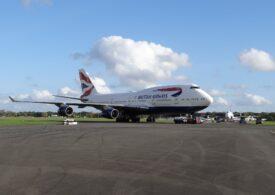 Delta şi British Airways cer un test negativ pentru zborurile din Marea Britanie la New York
