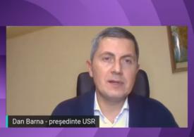 Dan Barna speră la 19% și spune că aceste alegeri ne vor decide următorii 10 ani - declarații SPOT LIVE