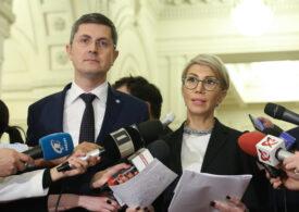 Raluca Turcan și Dan Barna rămân deputați de Sibiu. Finul lui Iohannis nu intră în Parlament
