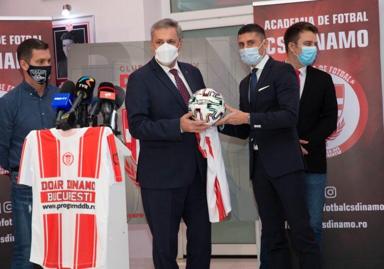 Dănciulescu îl ironizează pe Pablo Cortacero și îi cere să plece de la Dinamo