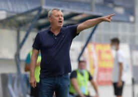 Liga 1: Egal la debutul lui Mircea Rednic pe banca celor de la Viitorul