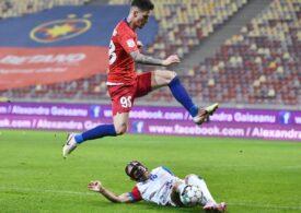 Liga 1: FCSB a învins-o pe final pe UTA