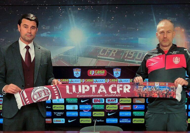 Edi Iordănescu poate da o adevărată lovitură financiară la CFR Cluj