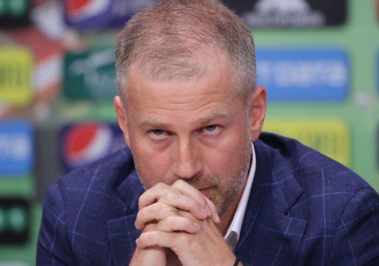 Edi Iordănescu, supărat la revenirea în țară după deplasarea din Elveția