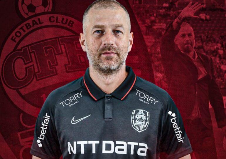 Primul transfer cerut de Edi Iordănescu la CFR Cluj