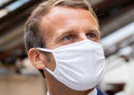 Macron a minimalizat palma primită: Sunt fapte izolate