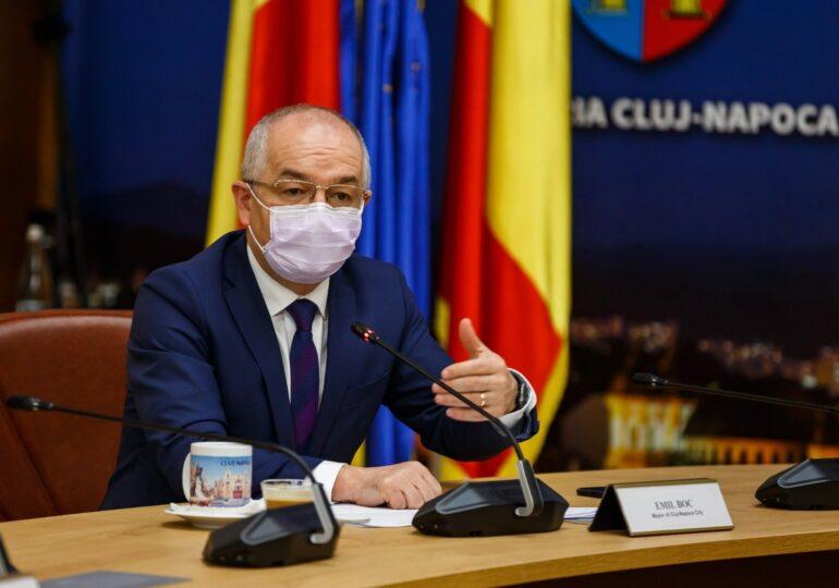 Boc, nou mesaj pentru Voiculescu: Ministerul Sănătăţii trebuie să ştie că nu poate trata administraţiile locale ca o Cenuşăreasă
