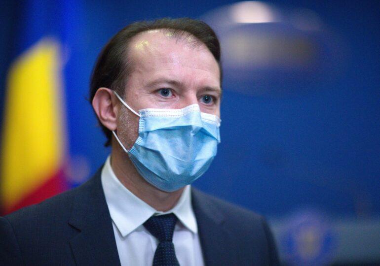 După Iohannis, şi Florin Cîțu anunţă că se vaccinează public