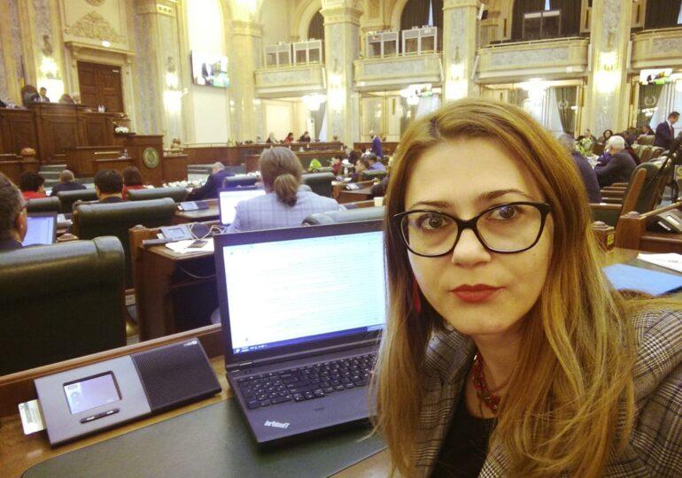 Florina Presadă: Alegerile au fost pierdute de USR PLUS, nu câştigate de PSD sau PNL. Vina e a conducerii care trebuie să plece!