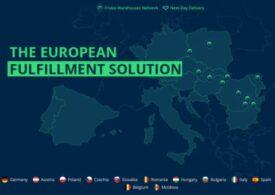 Un startup românesc îşi extinde operaţiunile în cinci noi ţări, devenind cea mai mare reţea europeană de e-fulfillment cu livrare a doua zi