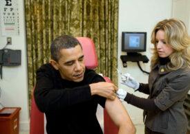 Obama, Bush şi Clinton, pregătiţi să se vaccineze împotriva COVID în fața camerelor, ca să-i convingă pe americani