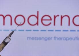 UE va achiziționa încă 80 de milioane de doze din vaccinul Moderna