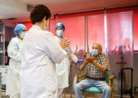 Toți cei care refuză vaccinul anti-COVID vor fi trecuți pe o listă, în Spania