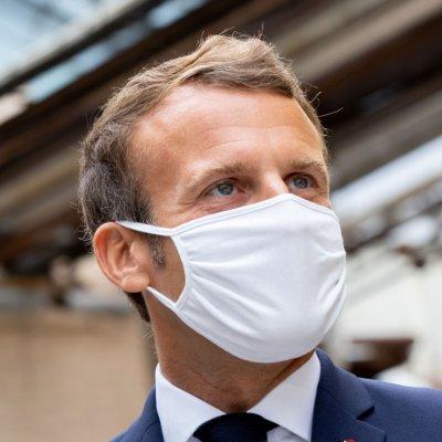 Macron promite un raport zilnic al experienței sale cu COVID. Cum se simte azi (Video)
