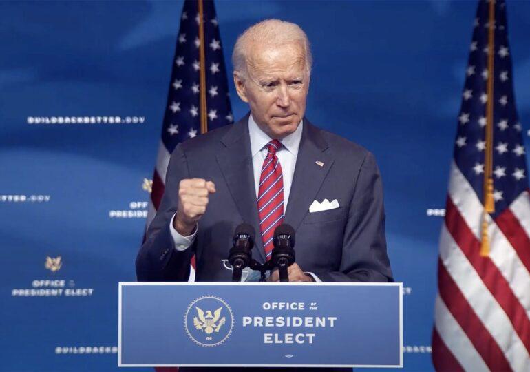 Ce își propune Biden pentru primele 100 de zile de mandat: 100 de milioane de doze de vaccin, fiecare american va purta mască, școlile vor fi redeschise