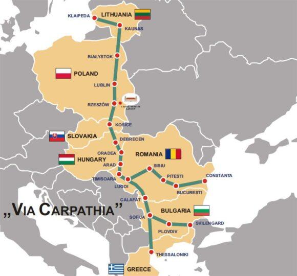 Mișcarea pentru Dezvoltarea Moldovei i-a scris ambasadorului SUA ca să sprijine construirea A8: Suntem la granița UE și NATO (Document)