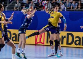 România, învinsă de Germania în primul meci de la Campionatul European de handbal feminin