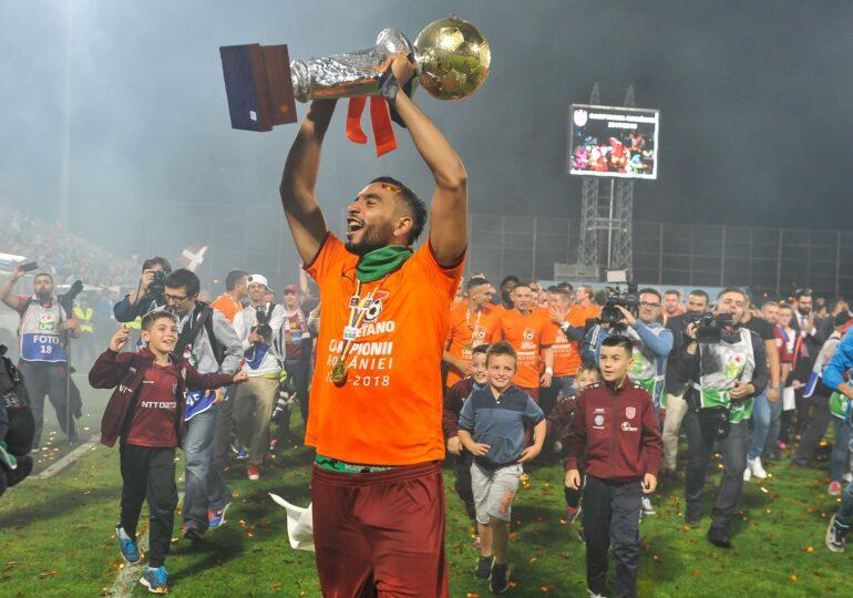Billel Omrani s-a răzgândit în privința viitorului la CFR Cluj