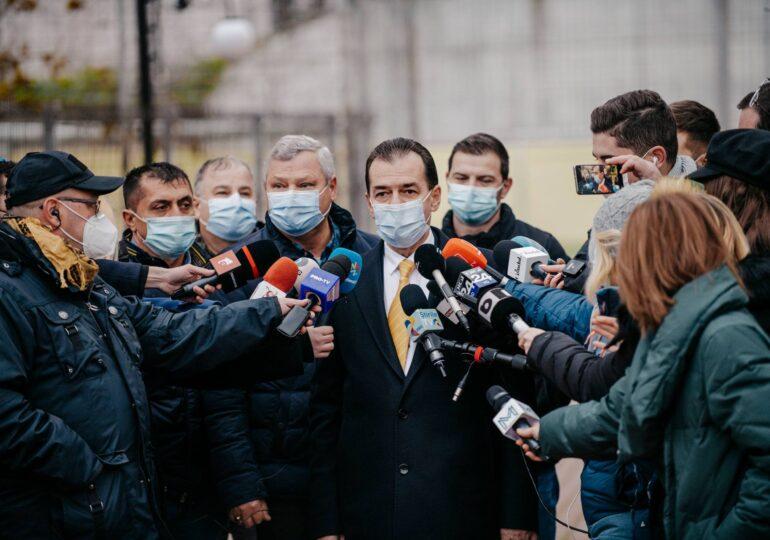 Orban: E o zi decisivă pentru România. Nu vă luați după cei care spun că e periculos să mergi la vot!