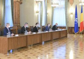 Iohannis, către PNL și USR PLUS: Felicitări pentru formalizarea coaliției! Felicitări pentru viteza în Parlament!