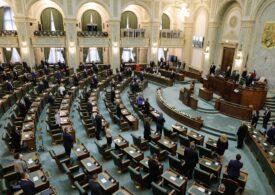 Propunerile PSD de modificare a Codului penal şi Codului de procedură penală au fost respinse de Senat