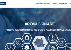 Cum se pot înscrie românii pentru vaccinarea anti COVID-19