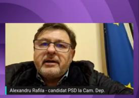 Alexandru Rafila, posibil premier al PSD, sugerează o alianță cu USR-PLUS - declarații SPOT LIVE