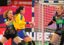 România învinge greu Polonia la Campionatul European de handbal feminin