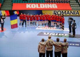 Meci decisiv pentru naționala feminină de handbal a României la Campionatul European din Danemarca