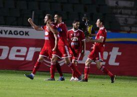 Sepsi face scor și urcă pe locul 4 în clasamentul Ligii 1