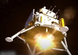 Sonda chineză Chang'e 5 a aselenizat cu succes: Urmează să aducă mostre de pe Lună