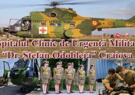 Spitalul Militar din Craiova va fi centru regional de vaccinare antiCOVID