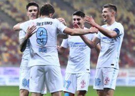 FCSB a suferit o pierdere importantă înaintea derbiului cu CFR Cluj