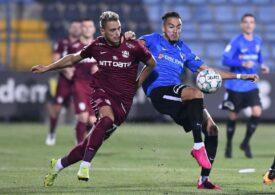 CFR Cluj renunță la doi jucători