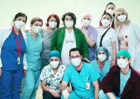 Peste 95% din personalul Spitalului de Boli Infecţioase din Timişoara s-a vaccinat anti-COVID