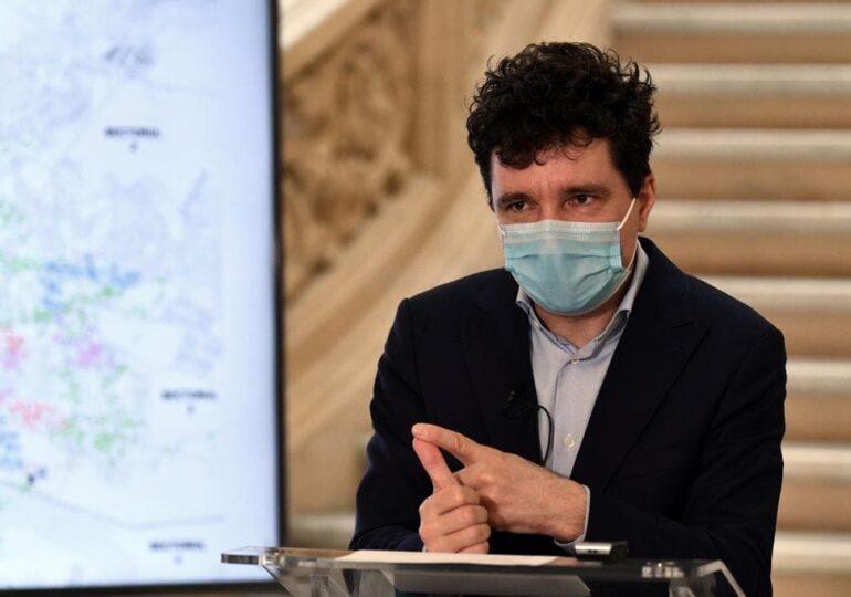 Nicușor Dan anunţă că a început lucrările la sistemul de termoficare. Banii europeni se vor cheltui abia de la anul. Harta şi planul pe 2021 şi 2022