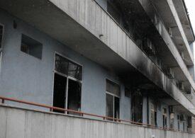 Încă un deces în urma incendiului de la Matei Balș. Bilanțul urcă la 11 morți