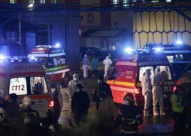 10 zile de la incendiul de la Balș. A murit încă un pacient, bilanțul a ajuns la 15 victime