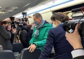 Navalnîi, de unul singur împotriva Kremlinului