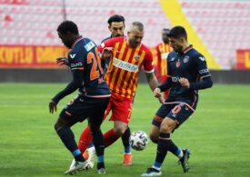 Denis Alibec nu va mai putea evolua în acest sezon pentru Kayserispor - oficial