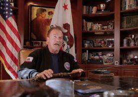 Schwarzenegger: Democraţia noastră este ca oţelul. Totul a pornit de la minciuni, minciuni, minciuni şi intoleranţă. Preşedintele Trump este un lider ratat (Video)